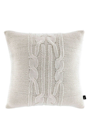 Nautica - 'Seaward' Knit Pillow - shop on Greybox
