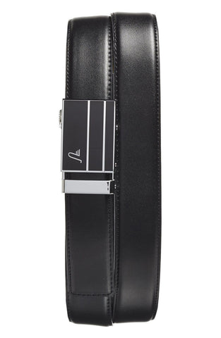 Mission Belt - 'Black Magic' Leather Belt - shop on Greybox