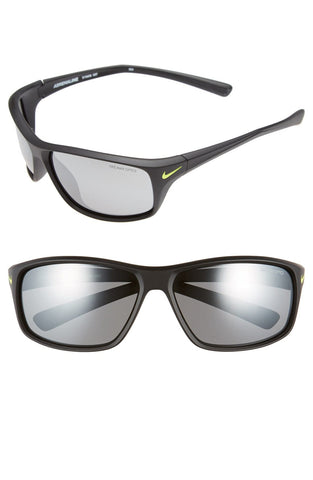Nike - 'Adrenaline' 64mm Sunglasses - shop on Greybox