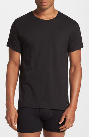 Calvin Klein - CrewneckåÊT-Shirt (2-Pack) (Tall) - shop on Greybox