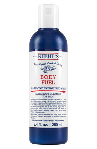 Kiehl's Since 1851 - 'Body Fuel' All-in-One Energizing & Conditioning Wash - shop on Greybox