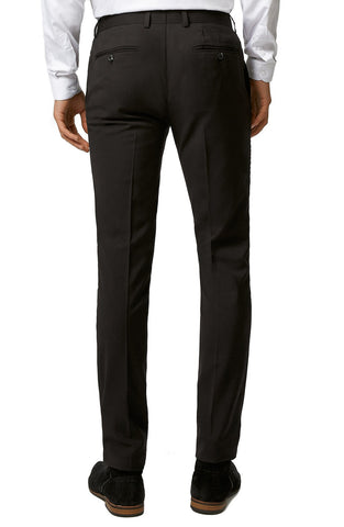 Topman - Ultra Skinny Black Suit Trousers - shop on Greybox