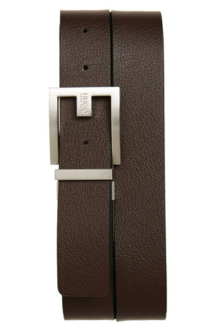 BOSS - 'Fleming' Reversible Leather Belt - shop on Greybox
