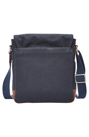 Fossil - 'Davis' Canvas Messenger Bag - shop on Greybox