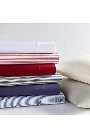 Nautica - Cotton Sheet Set - shop on Greybox