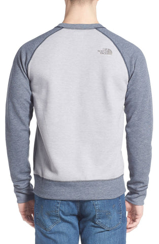 The North Face - 'Slacker' FlashDry䋢 Crewneck Sweater - shop on Greybox