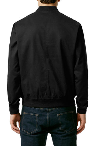 Topman - Cotton Bomber Jacket - shop on Greybox