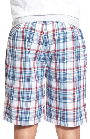 BOSS - 'Dynamic' Plaid Shorts - shop on Greybox