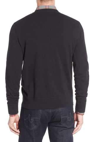 'Knifesmith' V-Neck Sweater