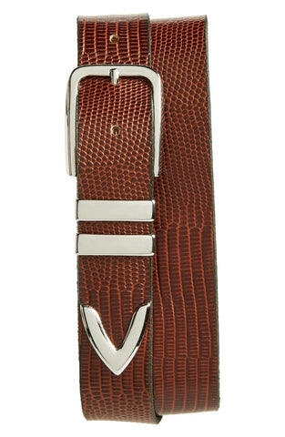 Remo Tulliani - 'Andre' Leather Belt - shop on Greybox