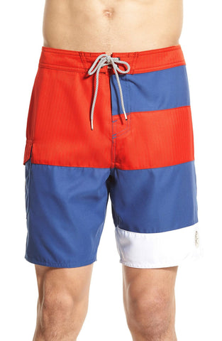 O'Neill - 'Strand' Colorblock Board Shorts - shop on Greybox