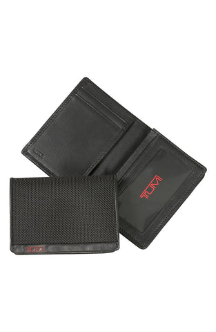 Tumi - 'Alpha' ID Lock™ Gusseted Card Case - shop on Greybox