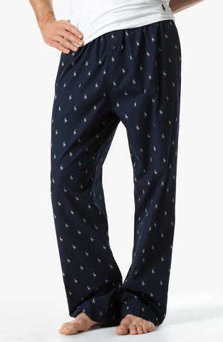 Print Lounge Pants (Tall)