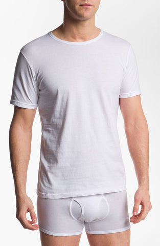 Emporio Armani - Crewneck T-Shirt (3-Pack) - shop on Greybox