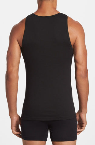 Calvin Klein - Classic Fit Cotton Tank Top (3-Pack) - shop on Greybox