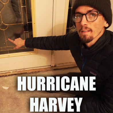PEOPLE STILL SUFFERING FROM HURRICANE HARVEY