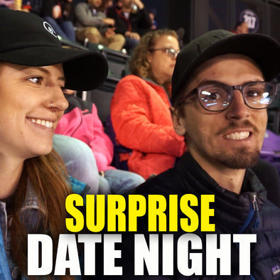 SURPRISE DATE NIGHT FOR TAYLOR