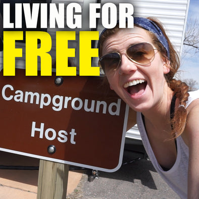 BECOMING A CAMPGROUND HOST