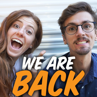 WE ARE BACK! - traveling to California