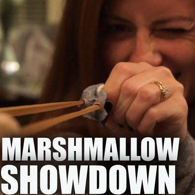 THE MARSHMALLOW SHOWDOWN