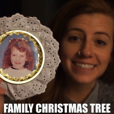 FAMILY CHRISTMAS TREE