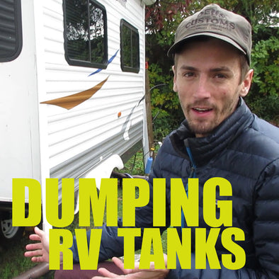 WHEN TO DUMP YOUR TANKS