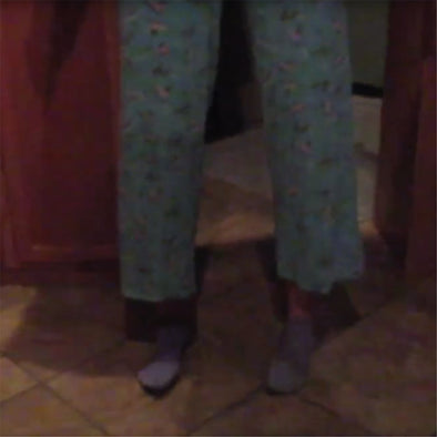 DO MY PAJAMAS LOOK WEIRD (10-20-17)