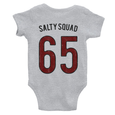 Team Salty Squad - Baby Jersey One Piece