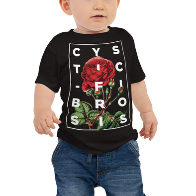 Cystic Fibrosis Modern - Baby Jersey Short Sleeve
