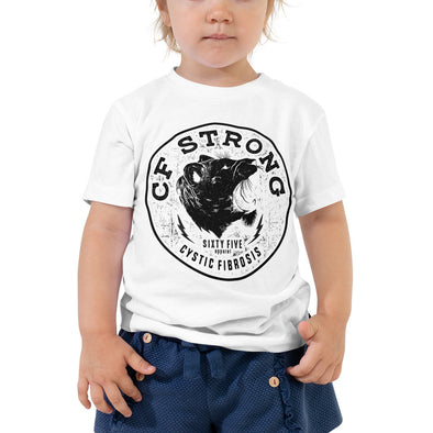 CF Strong - Toddler Short Sleeve