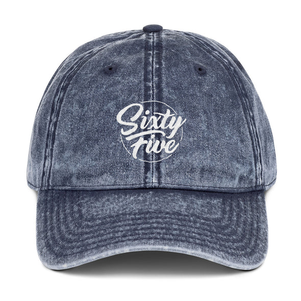 Sixty Five - Vintage Dad Hat