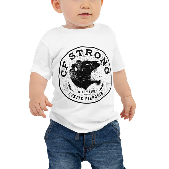 CF Strong - Baby Jersey Short Sleeve
