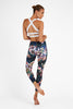 Aurora High Waist Printed Legging - 7/8