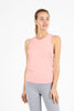 Bamboo Splice Tee - Blush