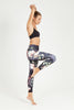 Serenade High Waist Printed Legging - 7/8