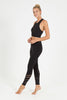 Making Waves Active Legging  - Black
