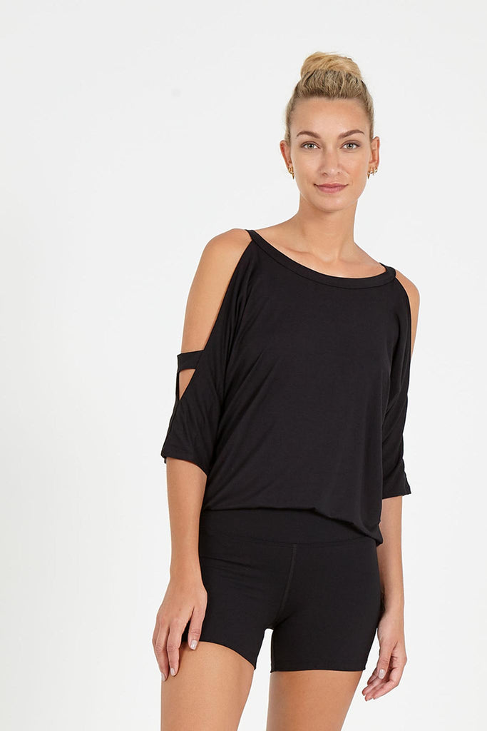 Chica Tee - Black