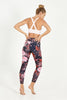 Starlet High Waist Printed Legging - 7/8