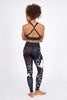 Nikita Recycled High Waist Printed Legging - Full length