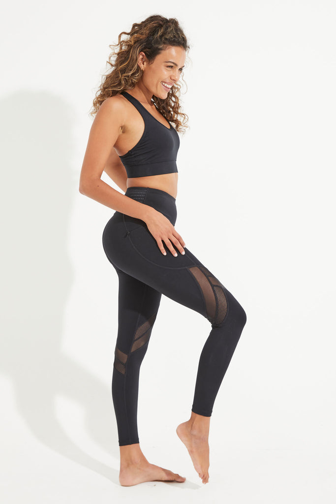 Daybreak Legging 7/8 - Black