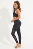 Ignite Mesh Legging Full Length - Black