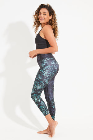 Balance 7/8 Legging - Love Sick