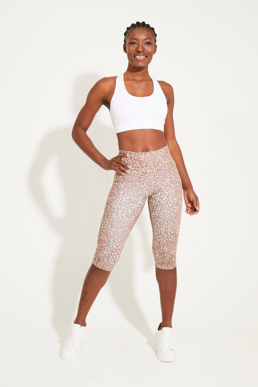 Motion Crop Legging - Simba