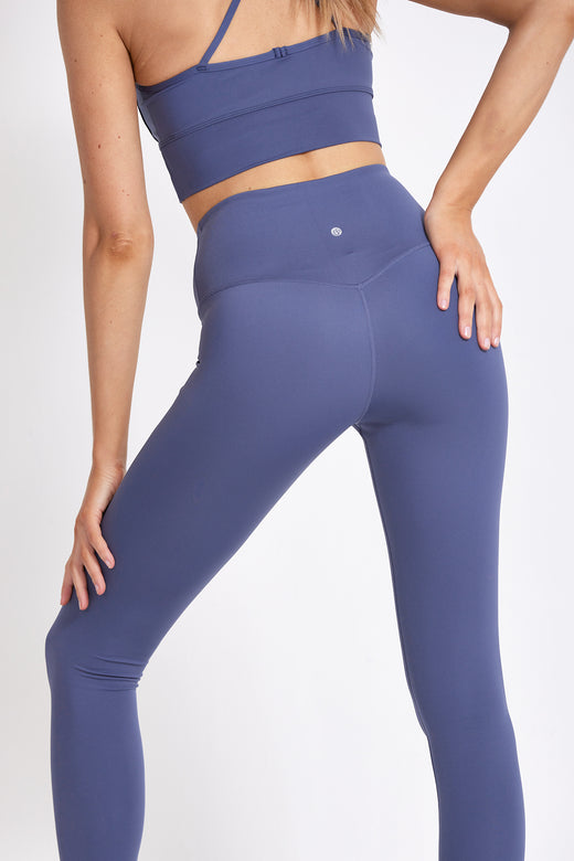 Balance Full Length Legging - Indigo