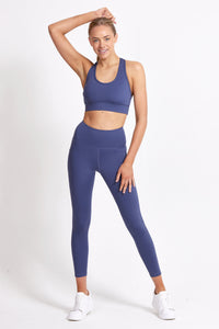 Motion 7/8 Legging - Indigo