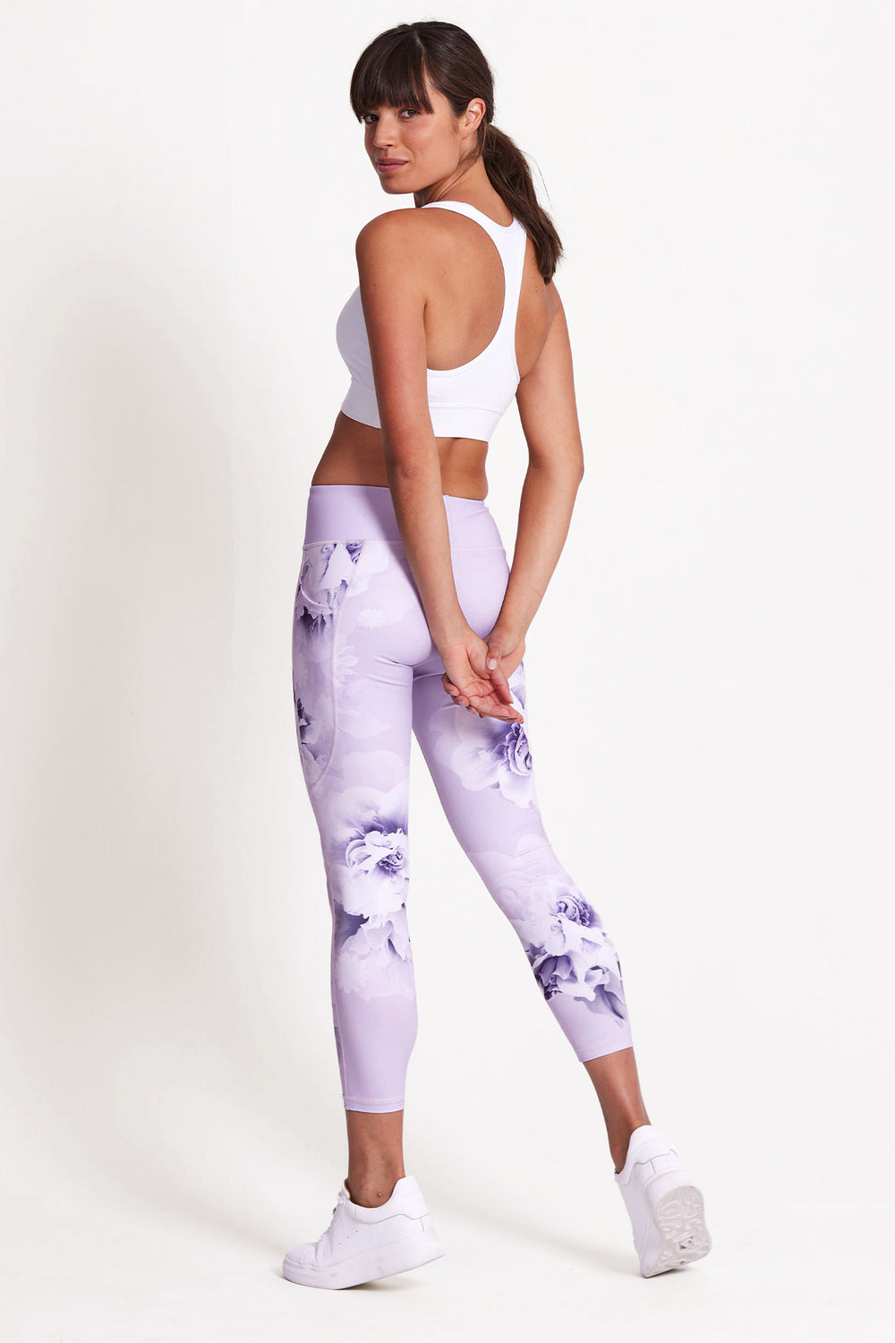Motion 7/8 Legging - Promise