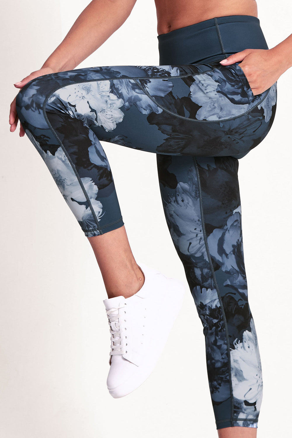 Motion 7/8 Legging - Morning Mist