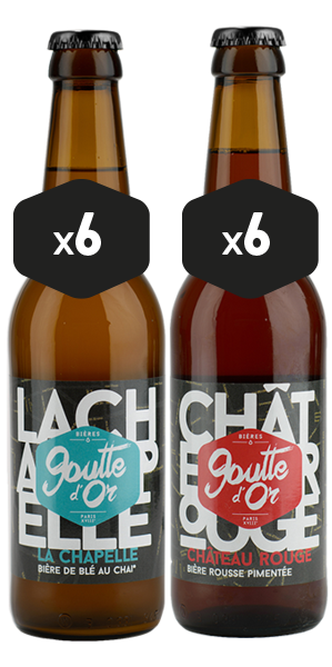Box « Spicy » - Brasserie de la Goutte d'Or