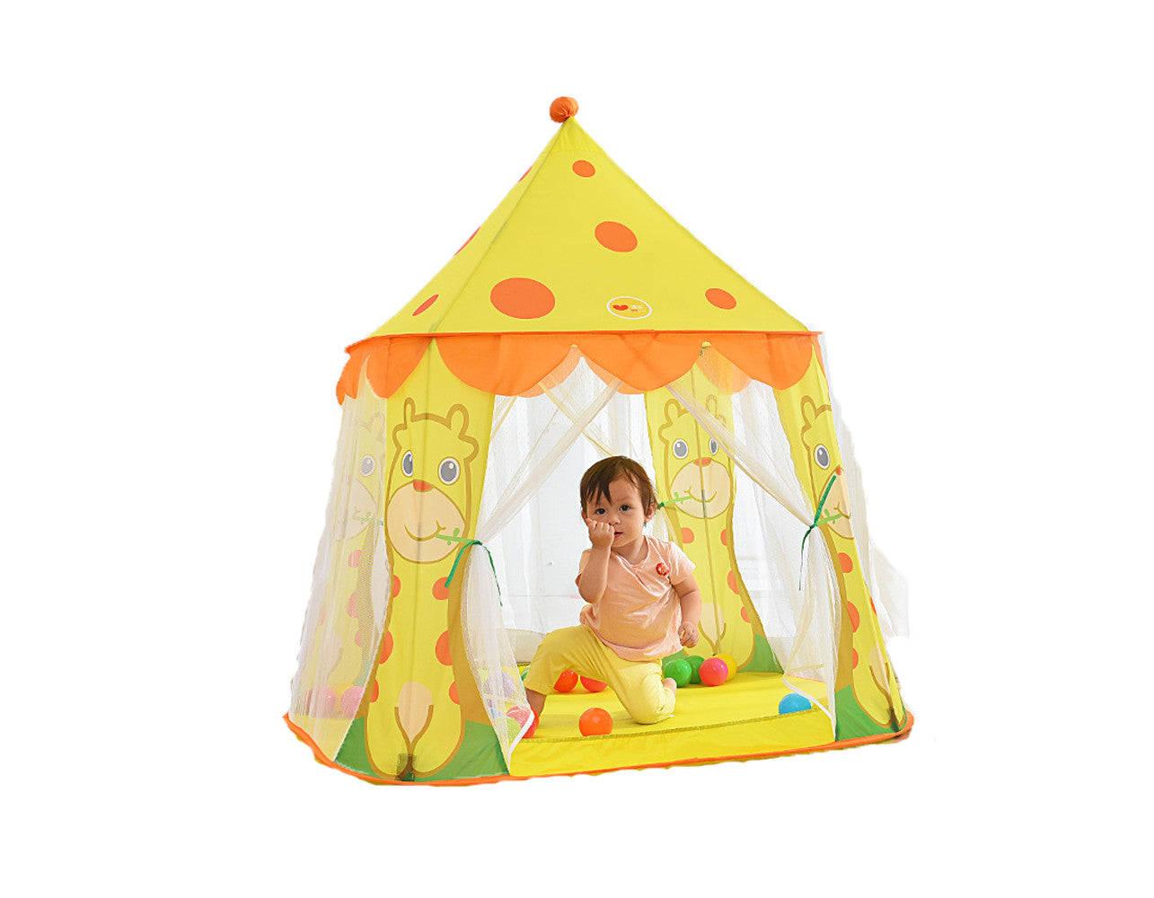 Castle Play Tent Playhouse for Girls or Boys  sc 1 st  TRUEDAYS : castle play tent - memphite.com