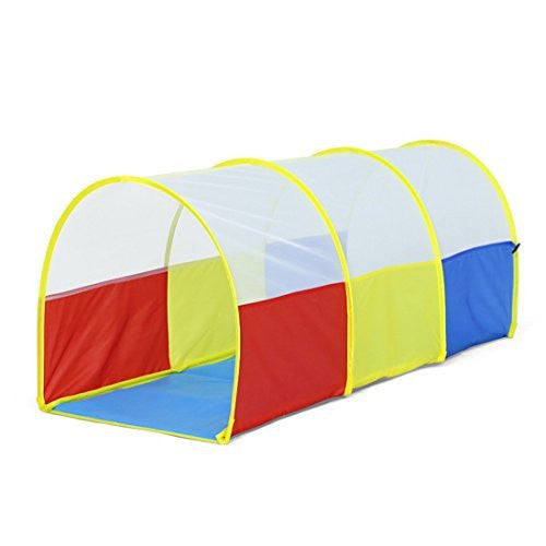 Truedays Arched Play Tunnel Toy Tent Child Kids Discovery Tube Play tent 51.6u0027u0027X 18.9u0027u0027X 20.8u0027u0027  sc 1 th 225 & Kidsu0027 Play tent u0026 Tunnels | Playhouse | Swaddles | Toys u2013 TRUEDAYS